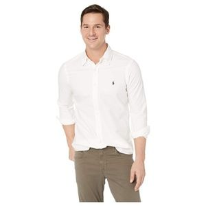 Ralph Lauren Performance Stretch Fit Oxford Shirt